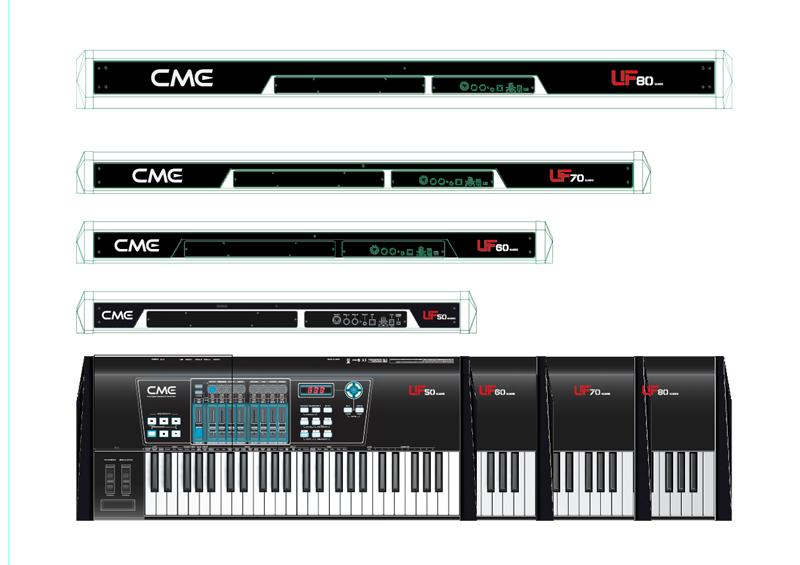 Midi Клавиатура Cme Uf 5 Инструкция